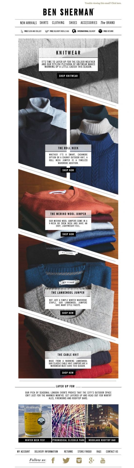 22 Excellent Ecommerce Email Templates Examples To Inspire Your Next Campaign