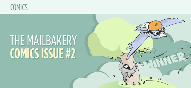 The MailBakery Comics Issue 2