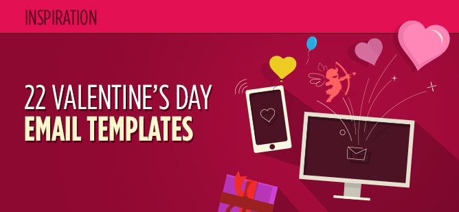 22 Valentine's Day Email Templates