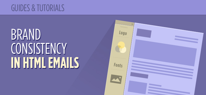 Brand Consistency in HTML Emails - Header