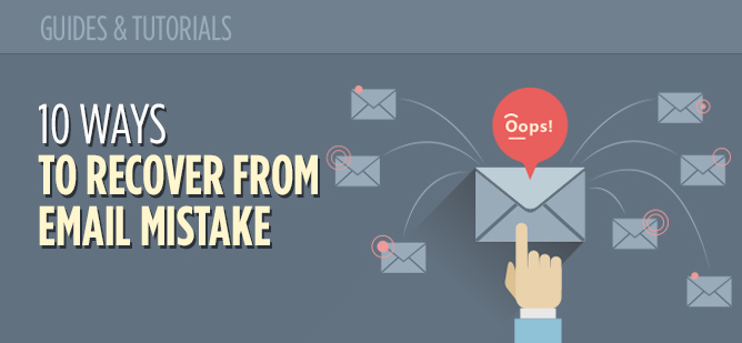 10 Proven Ways To Recover From Email Marketing Mistake_Header