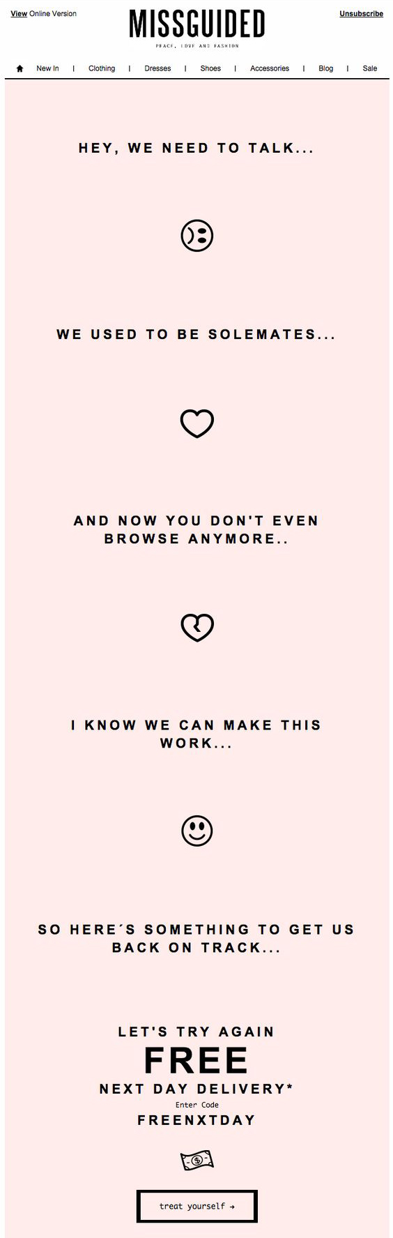 missguided-email-campaign