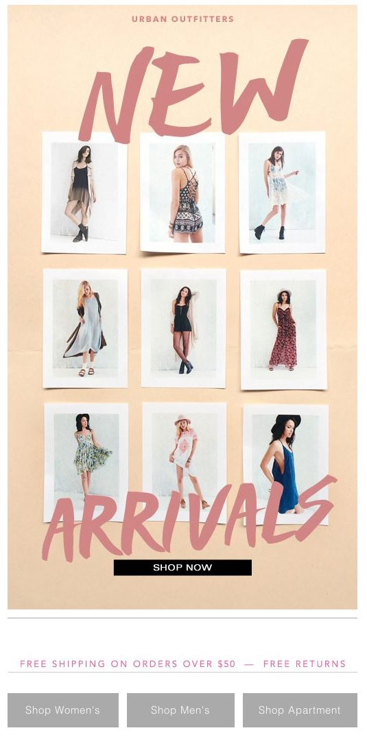 urban-outfitters-email-campaign