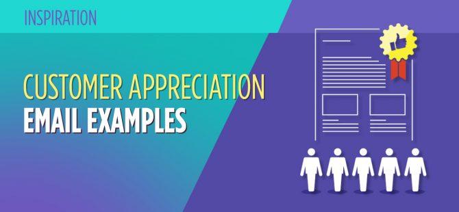 customer appreciation email marketing campaigns