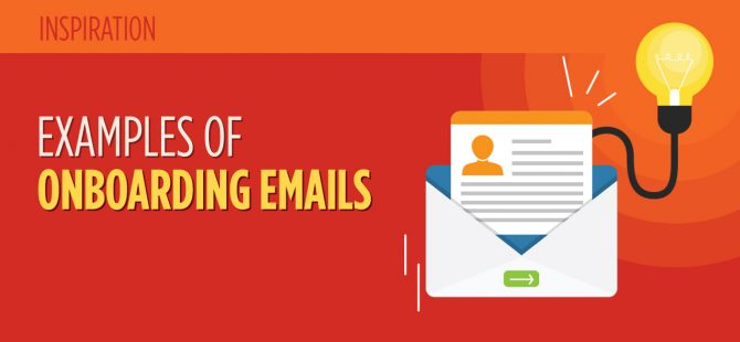 23 Extraordinary Examples of Onboarding Emails