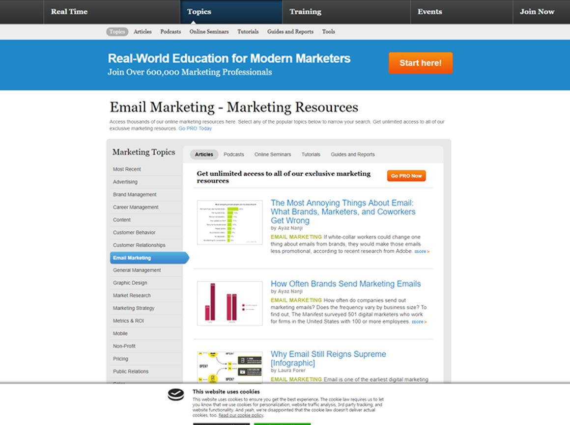 MarketingProfs Blog