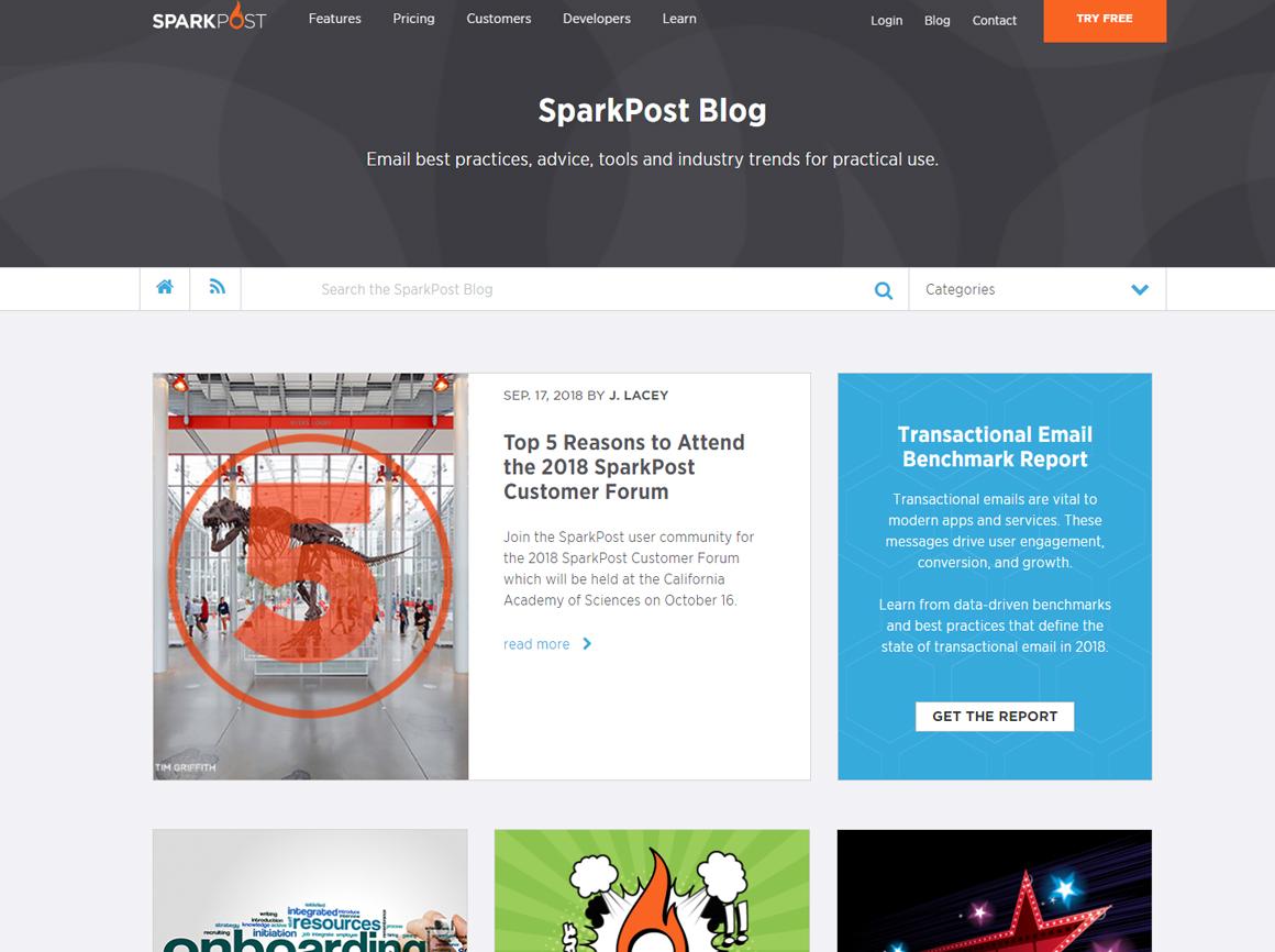 SparkPost Blog