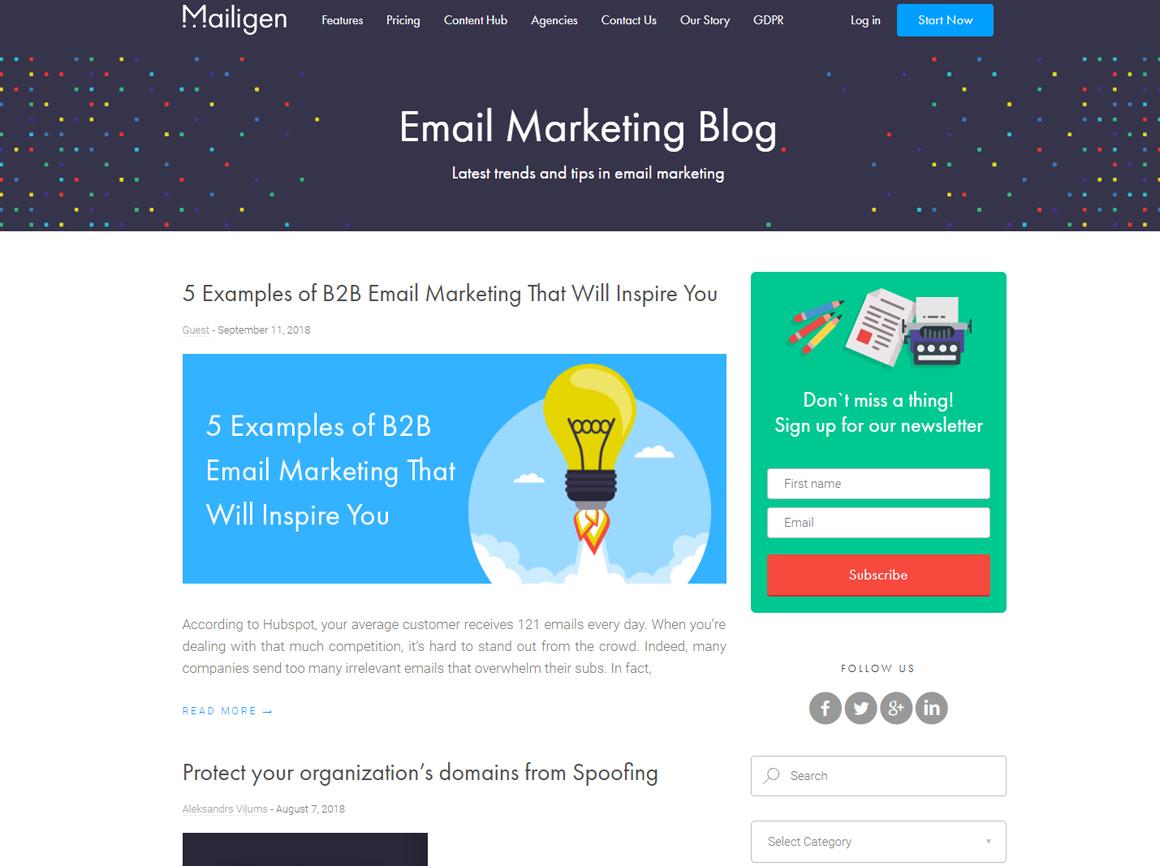 Mailigen Blog