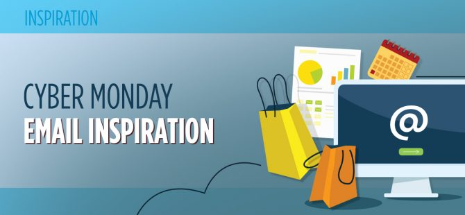 Cyber Monday Email Inspiration: 15 Cyber-Good Examples