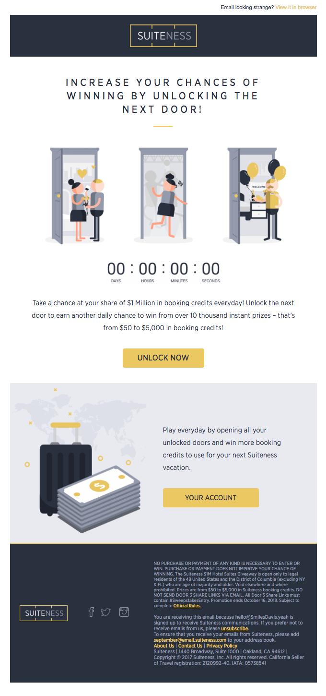 email design trends 2019 flat illustrations