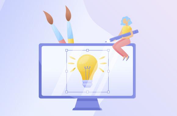 Think like a web designer