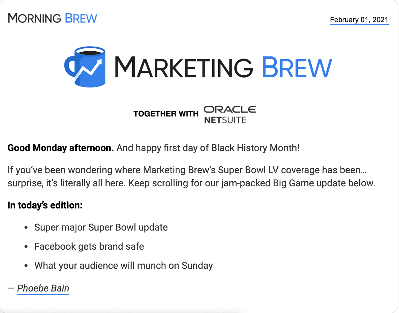 5 Best Copywriting Formulas for Email Marketing